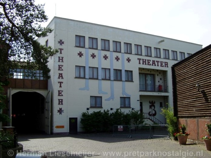 Bobbejaanland Theater