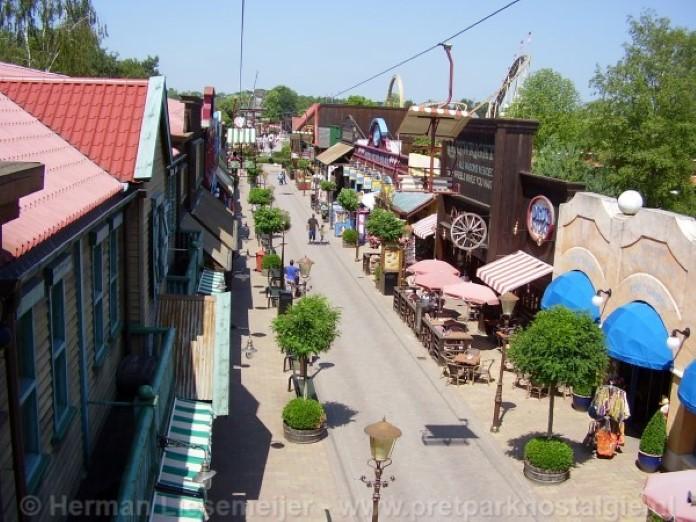 Main Street Slagharen