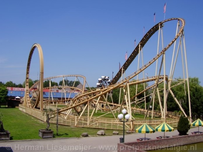 Looping Star Slagharen