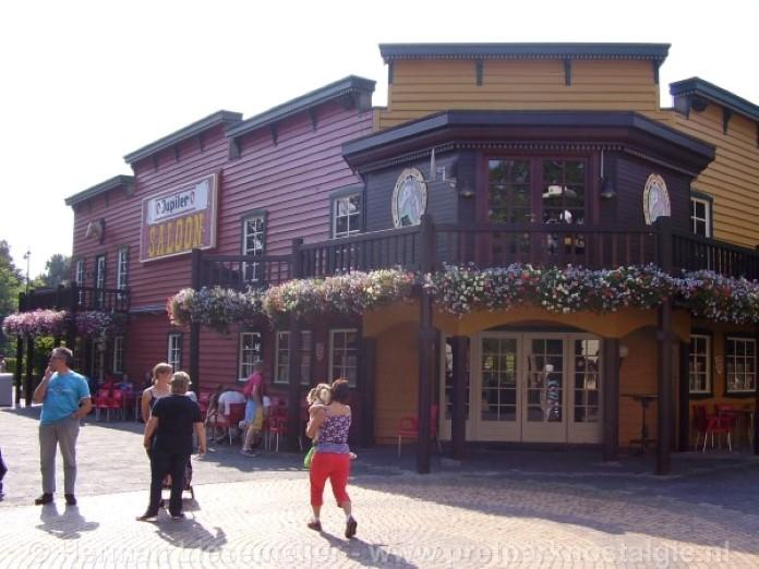 Jupiler Saloon Bobbejaanland