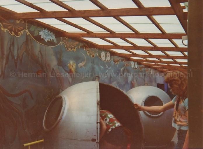 Onderwaterland Slagharen jaren 70