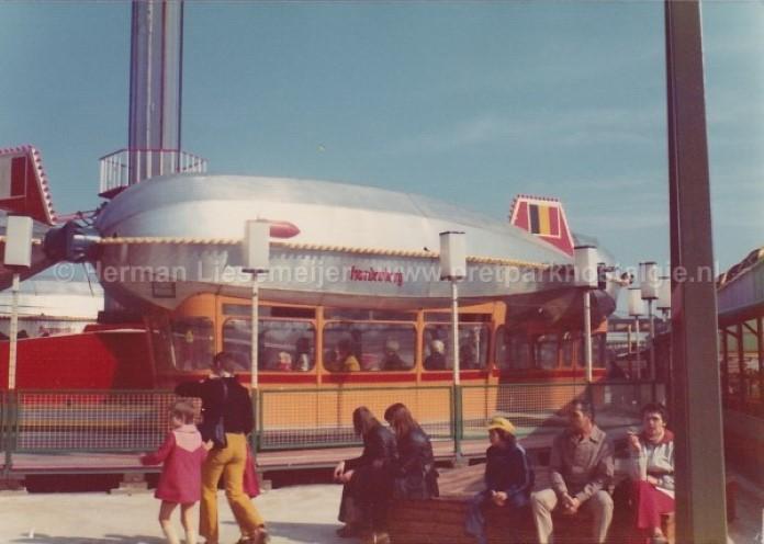 Geschiedenis Attractiepark Slagharen