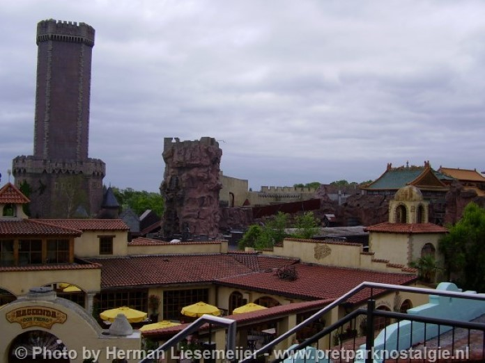 Phantasialand Hacienda Don Pedron