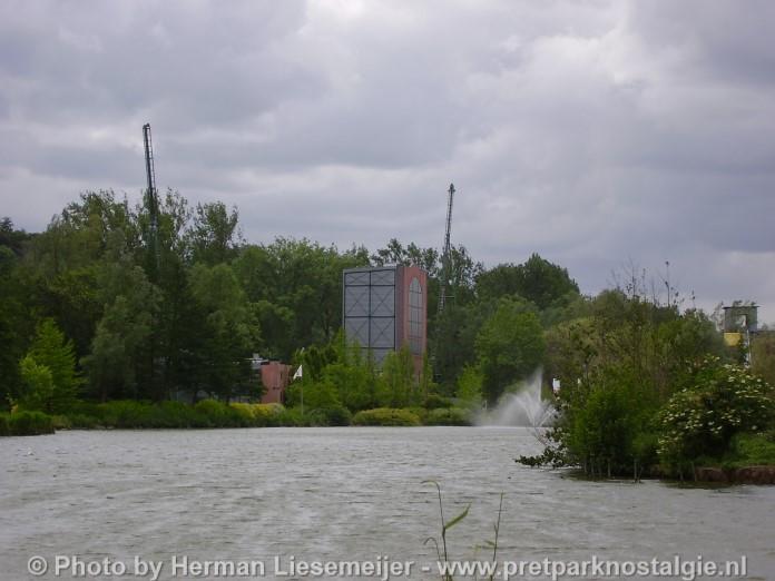 Turbine Walibi Belgium