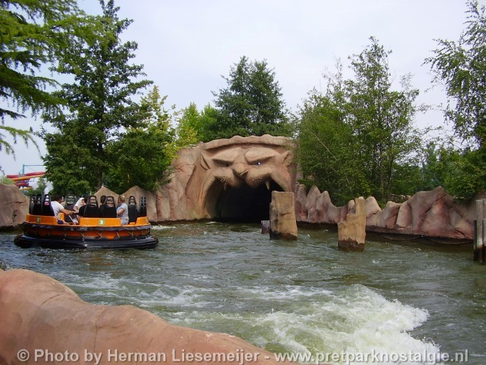 Radja River Walibi Belgium