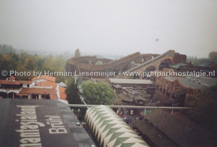 Phantasialand Duitsland – De geschiedenis