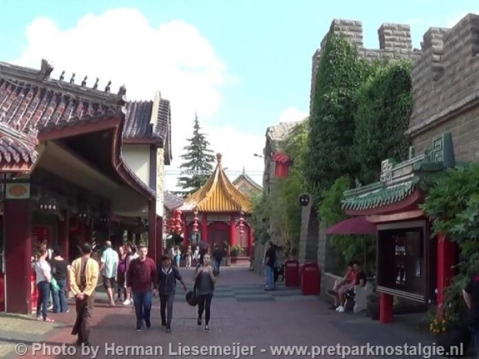 Phantasialand Chinatown