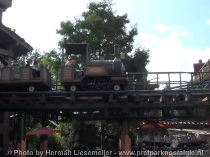 Phantasialand Colorado Adventure