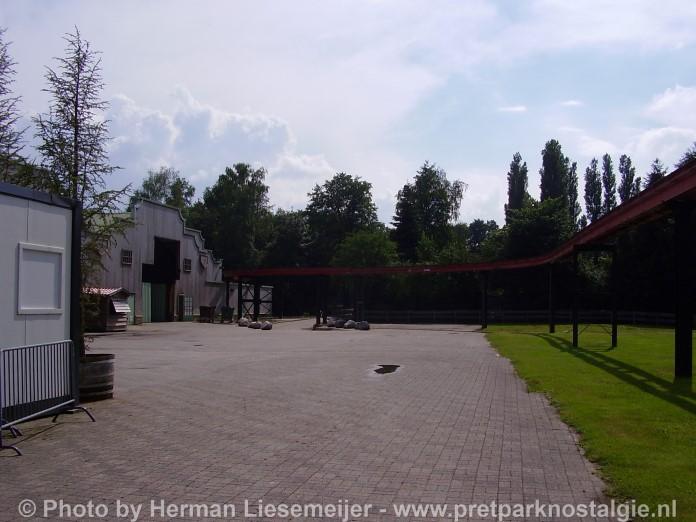 Ex Texas in Holland - Attractiepark Slagharen