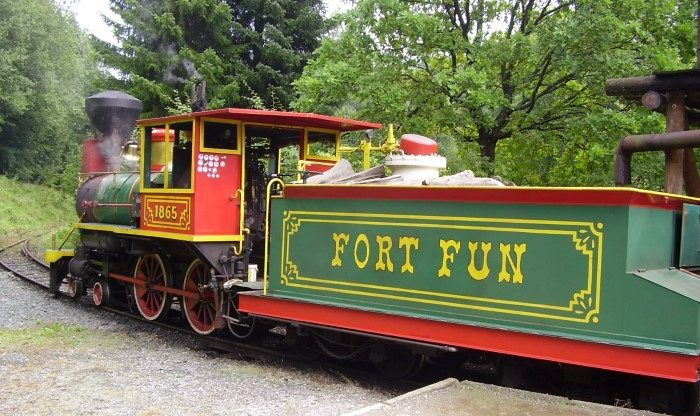 Fort Fun verkocht