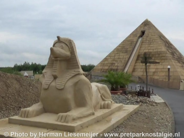 Fluch des Pharao Belantis