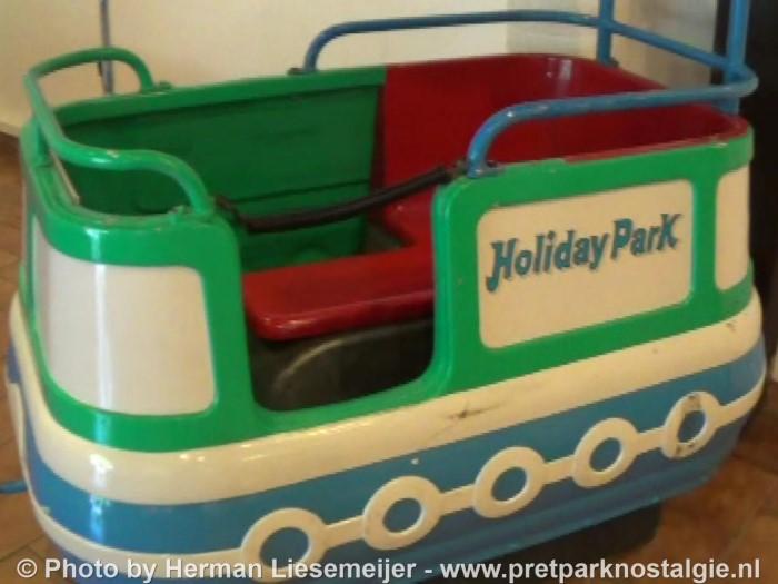 Holiday Park - Monorail Tour des Fleurs