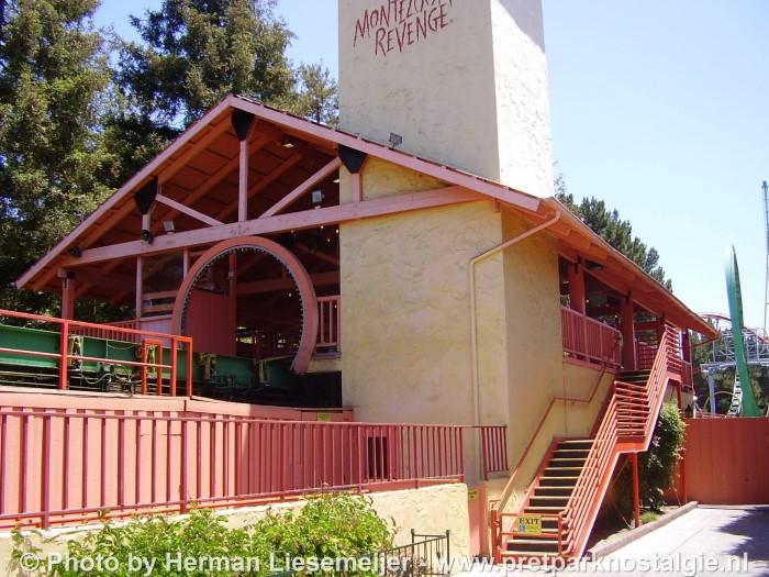 Verdwijnt Montezooma's Revenge uit Knott's Berry Farm?
