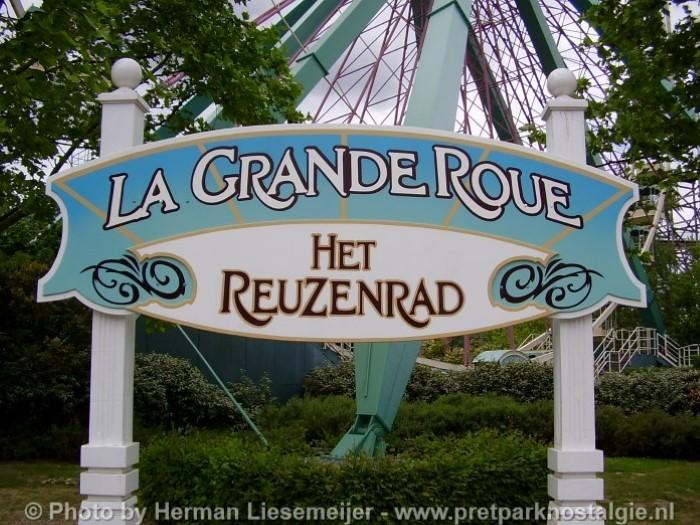 Walibi Belgium - La Grande Roue - Het Reuzenrad