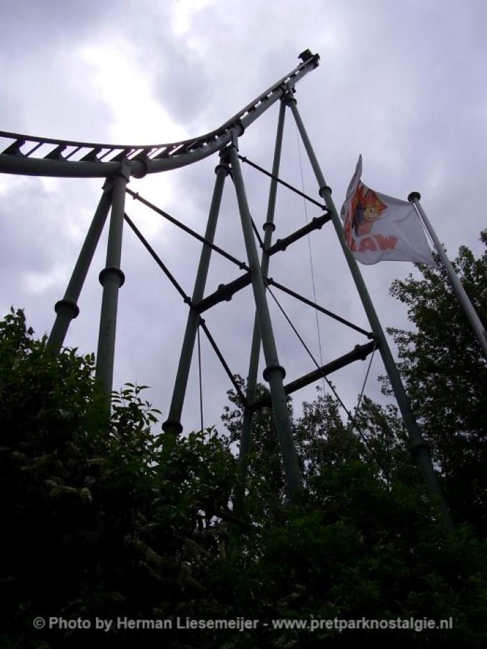 Walibi Belgium Turbine