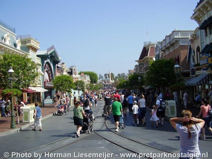 Disneyland Anaheim Californië