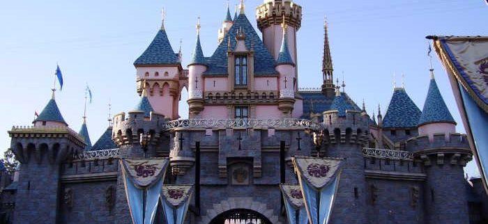 Geschiedenis Disneyland in Anaheim Californië