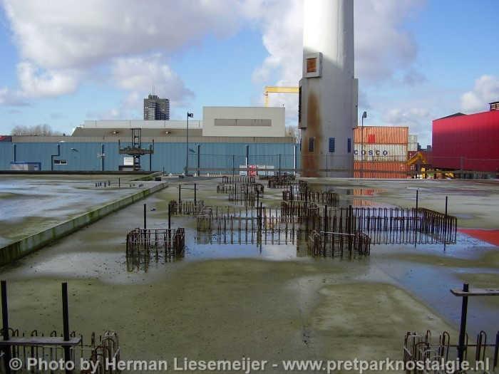 Attractiepark Rotterdam - Shuttle Loop