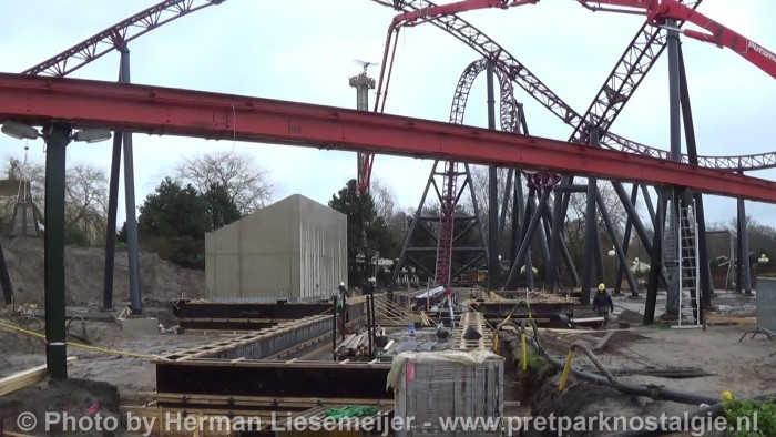 Opening van de Gold Rush Attractiepark Slagharen