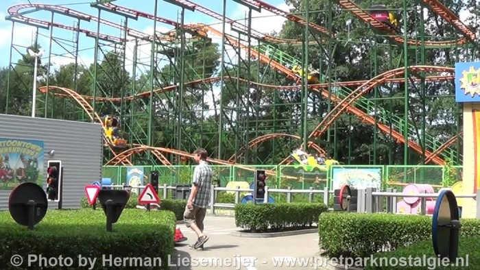 Holly's Wilde Autofahrt Holiday Park Haßloch