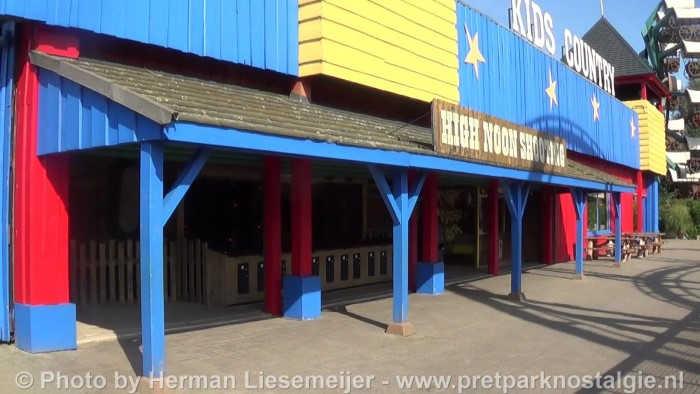 Kids Country - Attractiepark Slagharen
