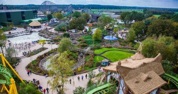Pretparken in Nederland Toverland