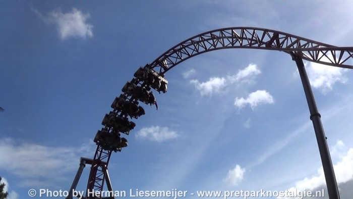 Opening Gold Rush Attractiepark Slagharen