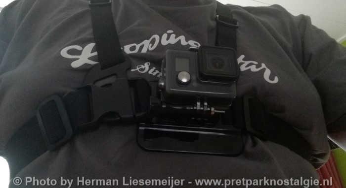 Filmverbod in de Gold Rush ook voor GoPro in harnas