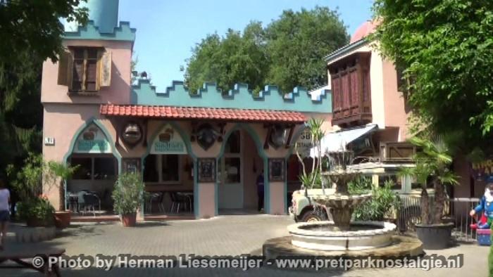 Fantasiana Erlebnispark Strasswalchen Afrika Orient