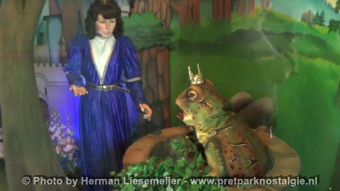 Fantasiana Erlebnispark Strasswalchen Der Froschkönig
