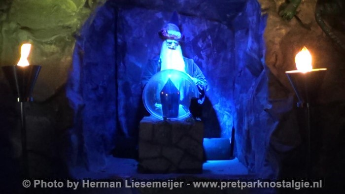 Fantasiana Erlebnispark Strasswalchen Tovenaar