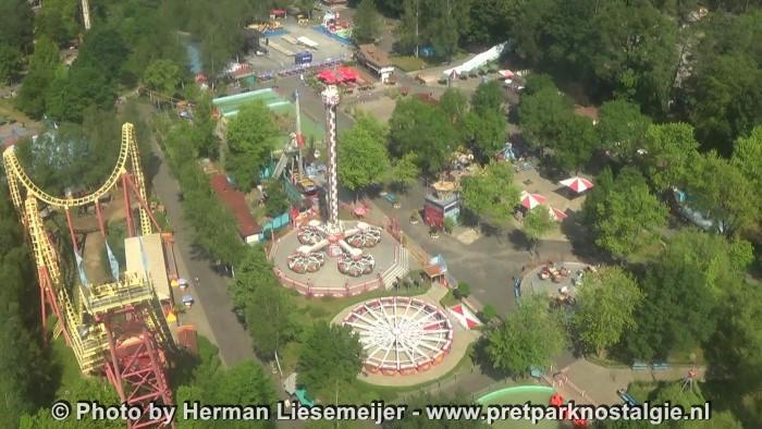 Freizeit-Land Geiselwind in Duitsland