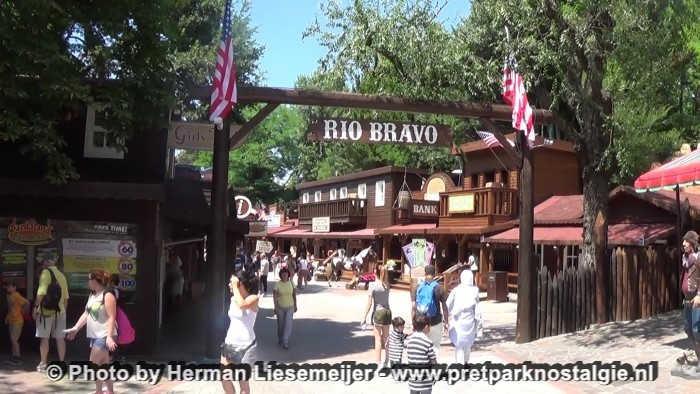 Gardaland Rio Bravo