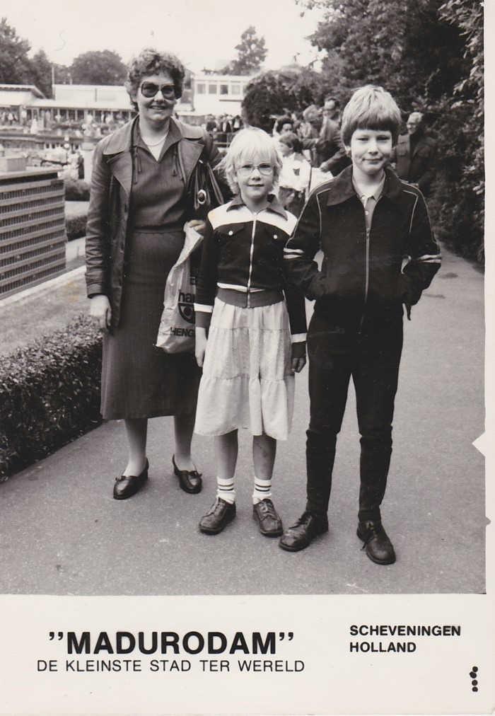 Madurodam in de jaren 70