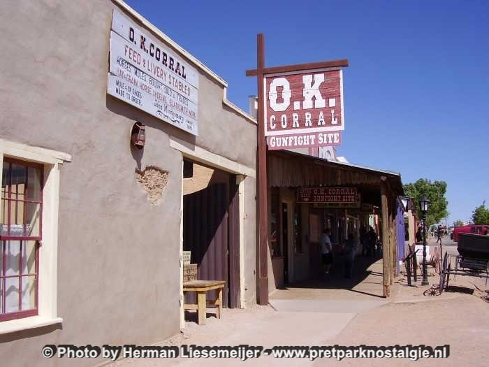 OK Corral Tombstone Arizona