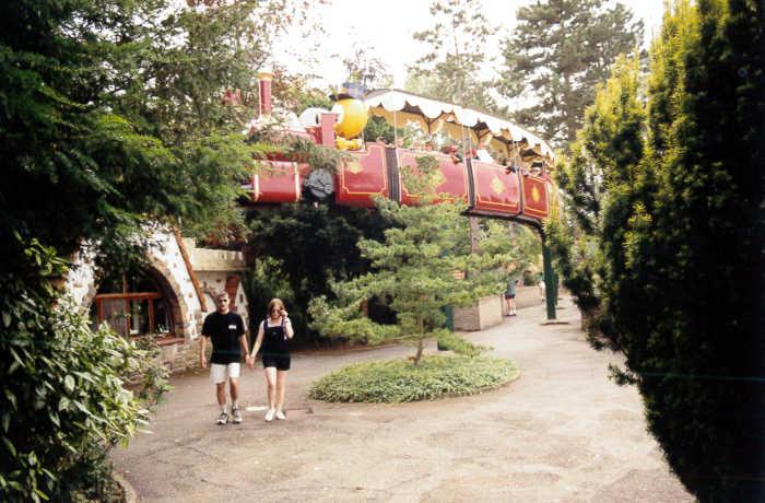Meli Park 1990 © Plopsaland de Panne