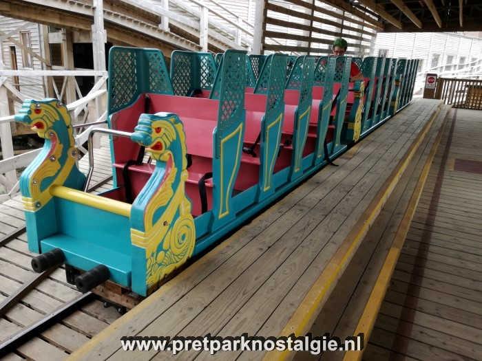 Dreamland Margate - Scenic Railway