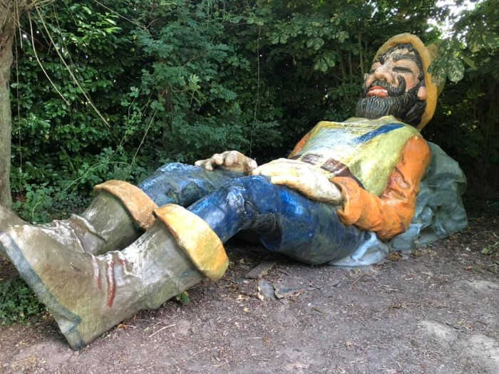 Reus uit Meli Park terug in Plopsaland De Panne!