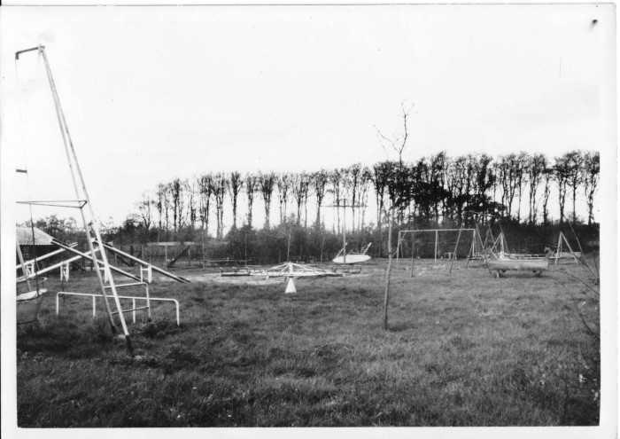 Ansichtkaart Sybrandy's Vogelpark