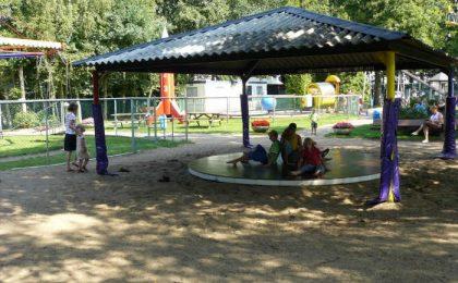 Draaischijf Sybrandy's Speelpark