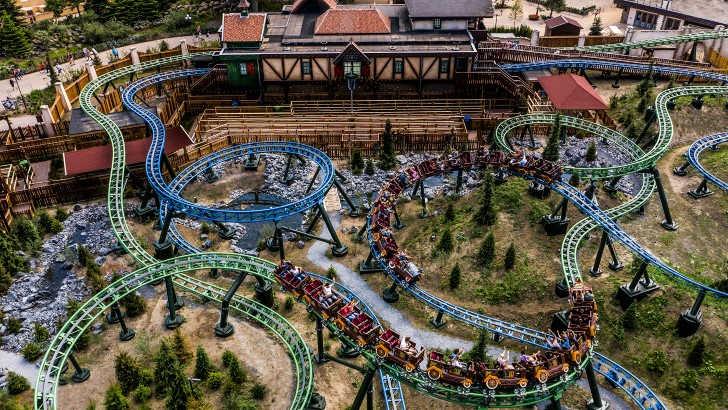 Max & Moritz: Nieuwe achtbaan Efteling geopend