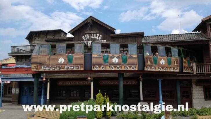 Attractiepark Slagharen blundert met historische kennis!